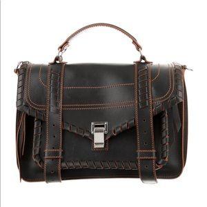 Proenza Schouler Hava PS1 Whipstich Bag